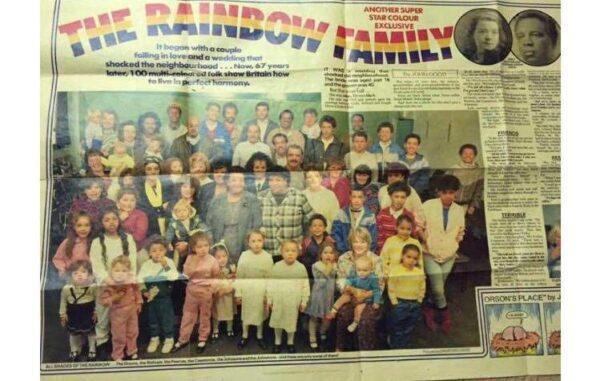 Rainbow family pic